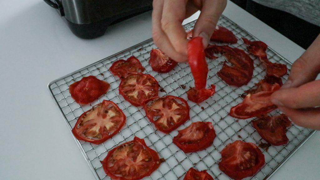 Rohkost Ketchup Tomaten Blender