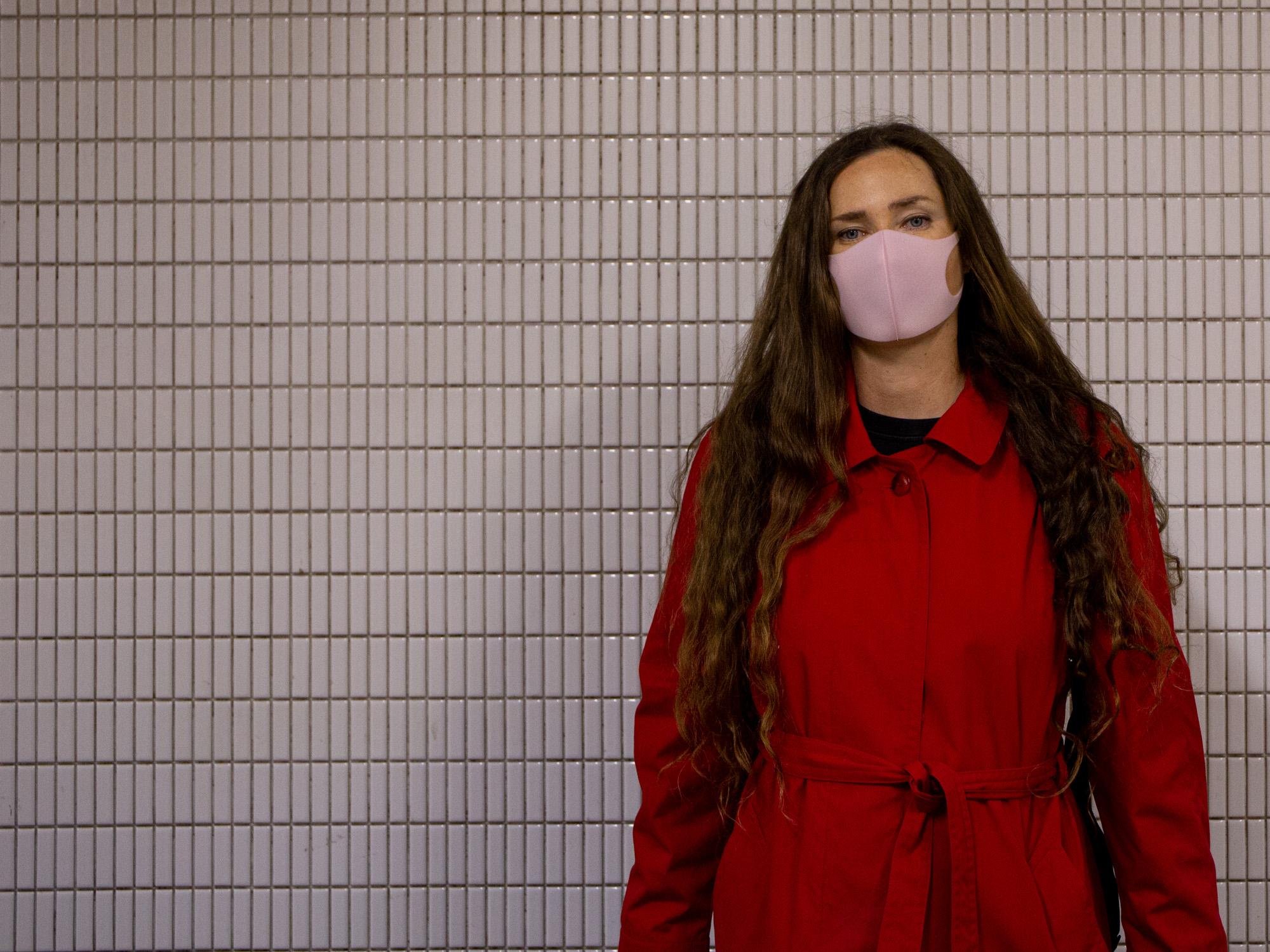 Maske Grippe Coronavirus
