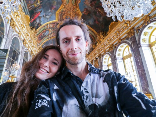 40 days in paris what did we do