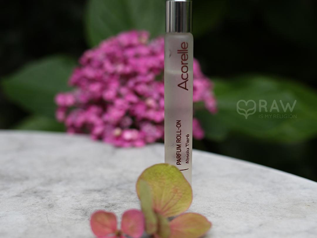 Acorrelle parfume vegan organic
