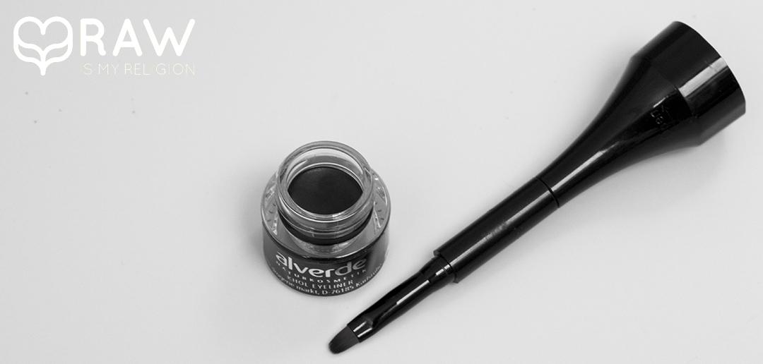 Alverde Khol-Eyeliner naturkosmetik bio