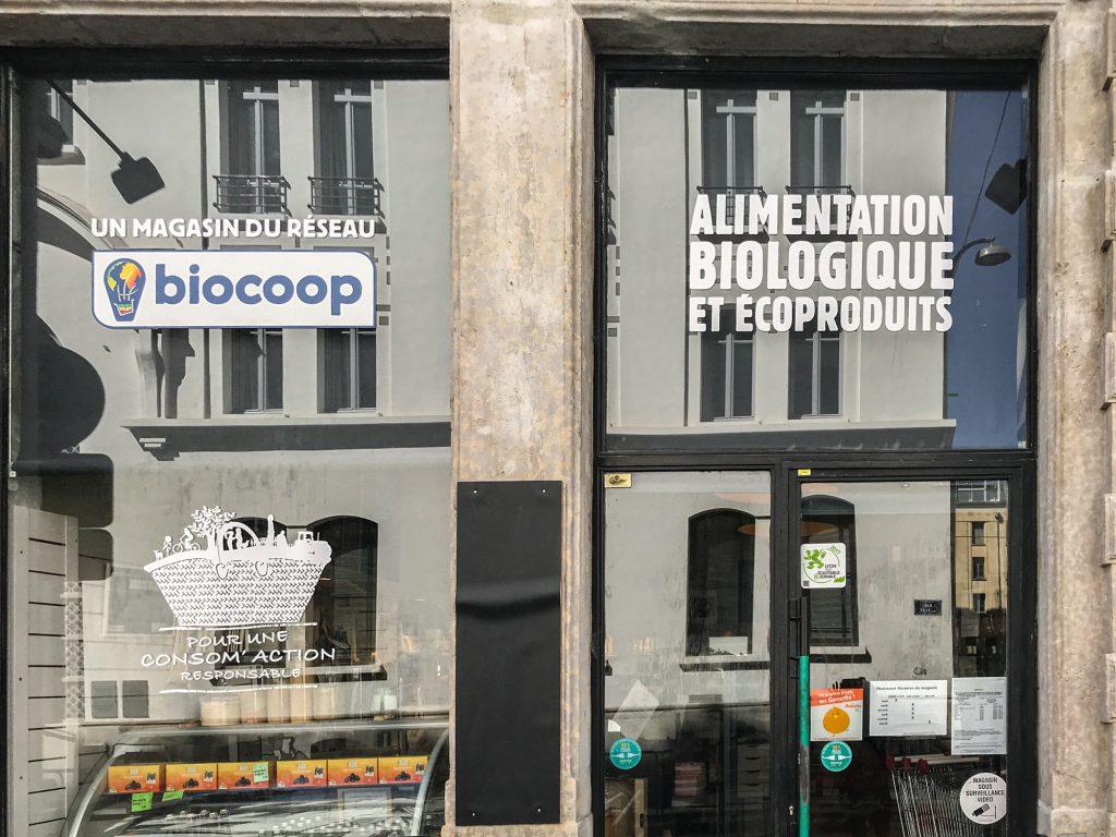 Biocoop Lyon Ainay