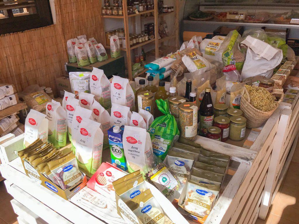Biomelandes Bio Einkaufen in Malaga. Bio Obst und Bio Gemüse Spanien.