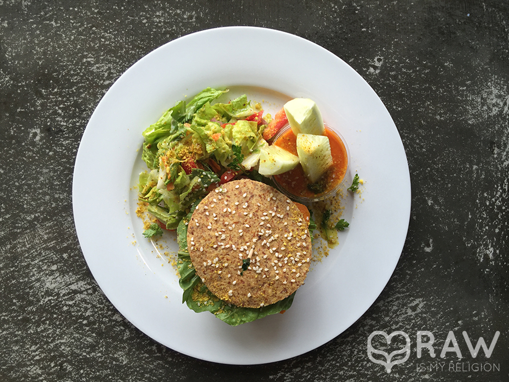 Burger Raw Vegan Lifefood Organic Santa Monica.jpg