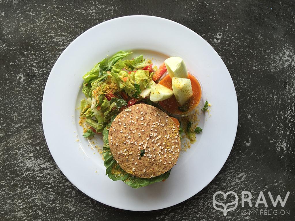 Burger Raw Vegan Lifefood Organic Santa Monica.jpg