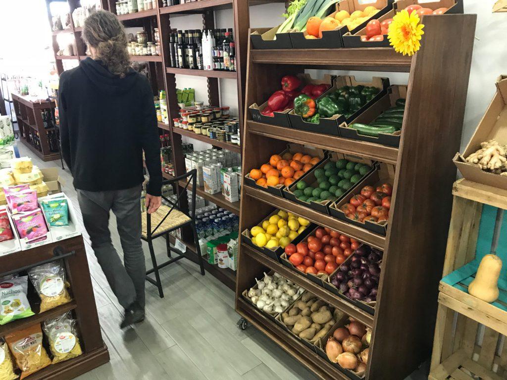 Bio Obst Bio Gemüse ECO STORES PIDEBIO.