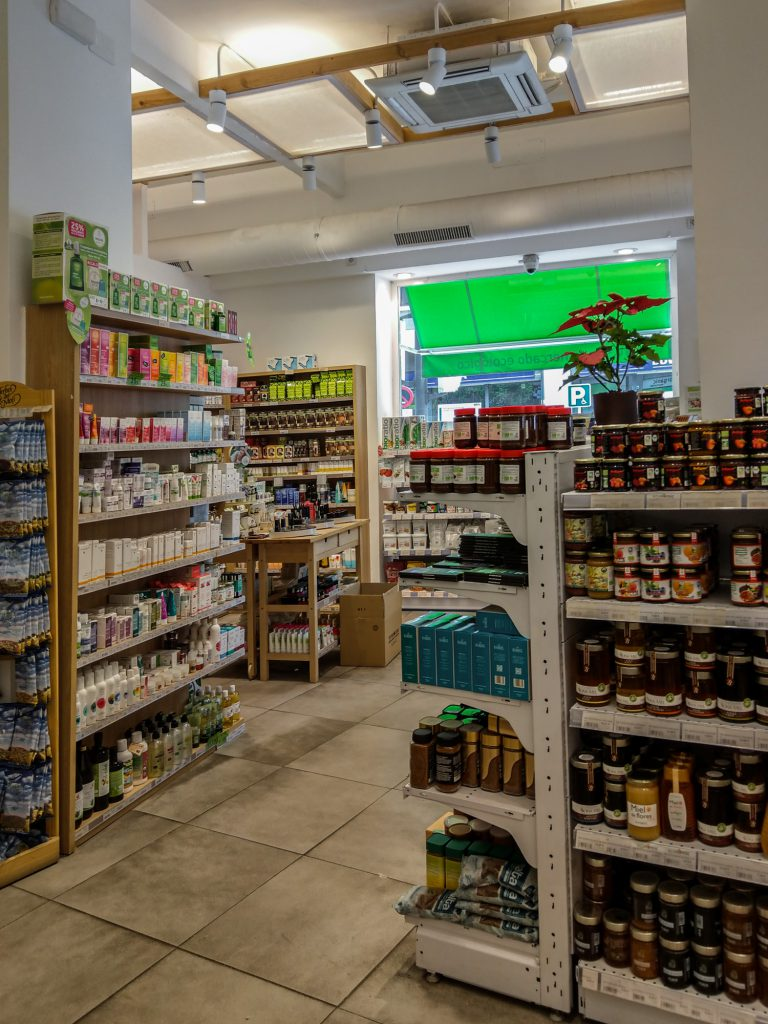 Ecorganic ecomarket - tu supermercado ecológico