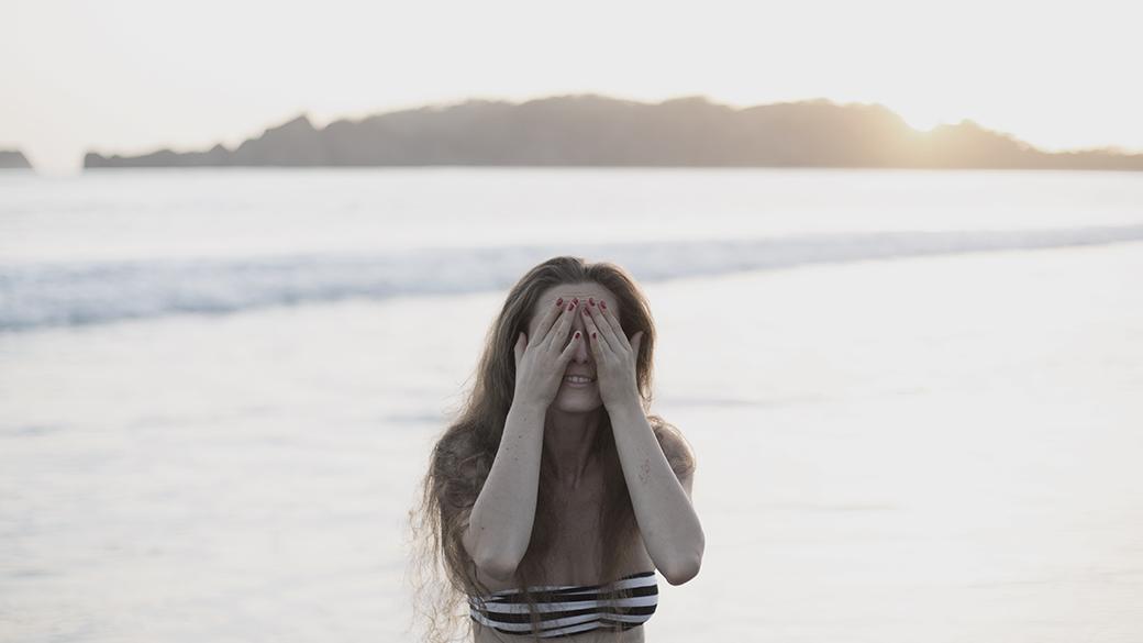 Hautreinigung und pflege strand 2
