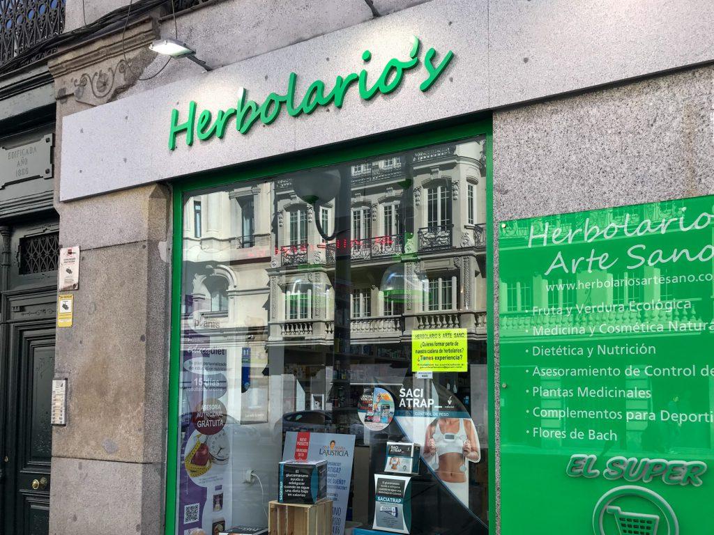 Herbolario Arte Sano