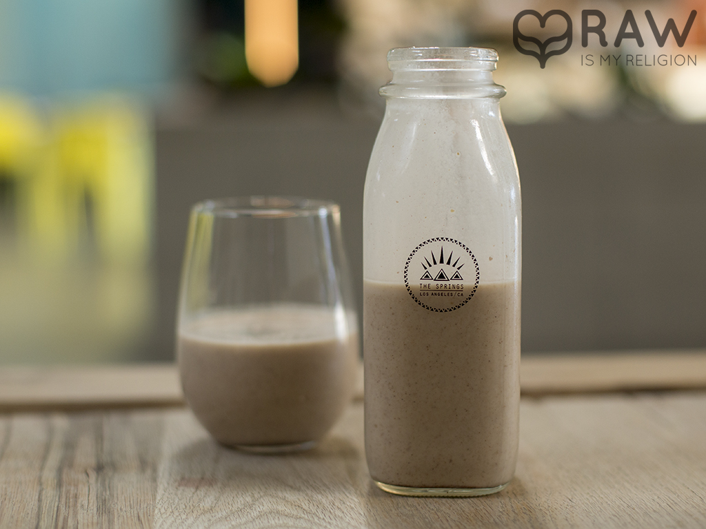 Horchata Milk the spring la