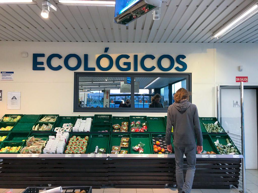La Era Ecológica Bioladen in Malaga.
