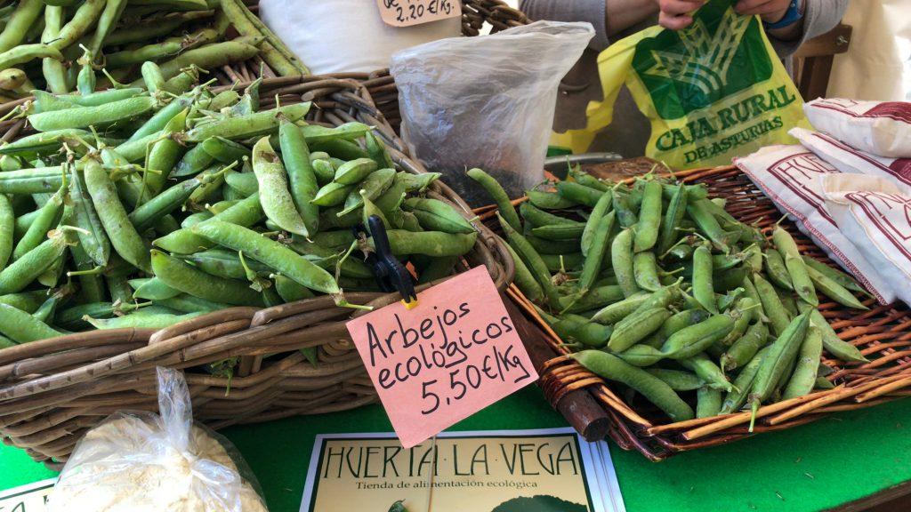 Mercado Artesano y Ecológico de Gijón