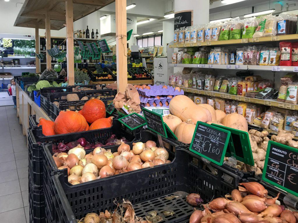 Biomarkt lIssabon Mercado Biológico Alfazema