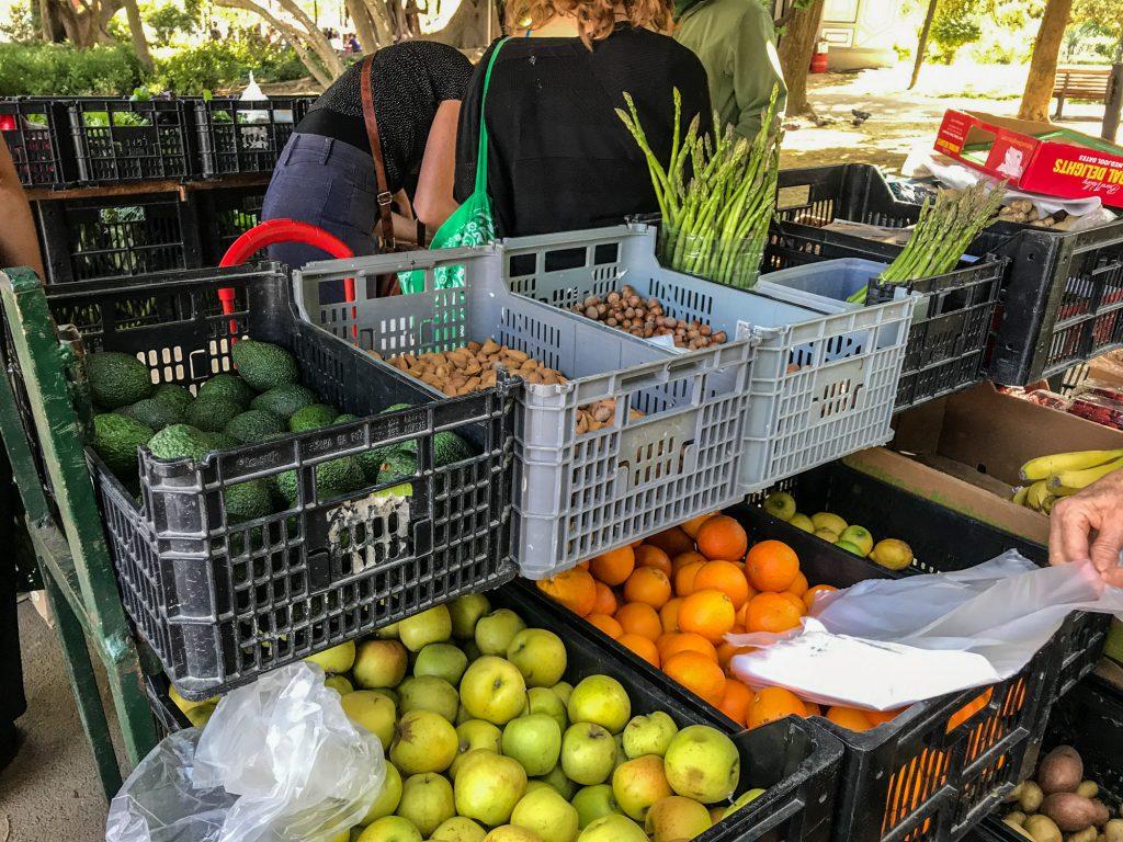 Mercado Biológico do Principe Real Lisabon