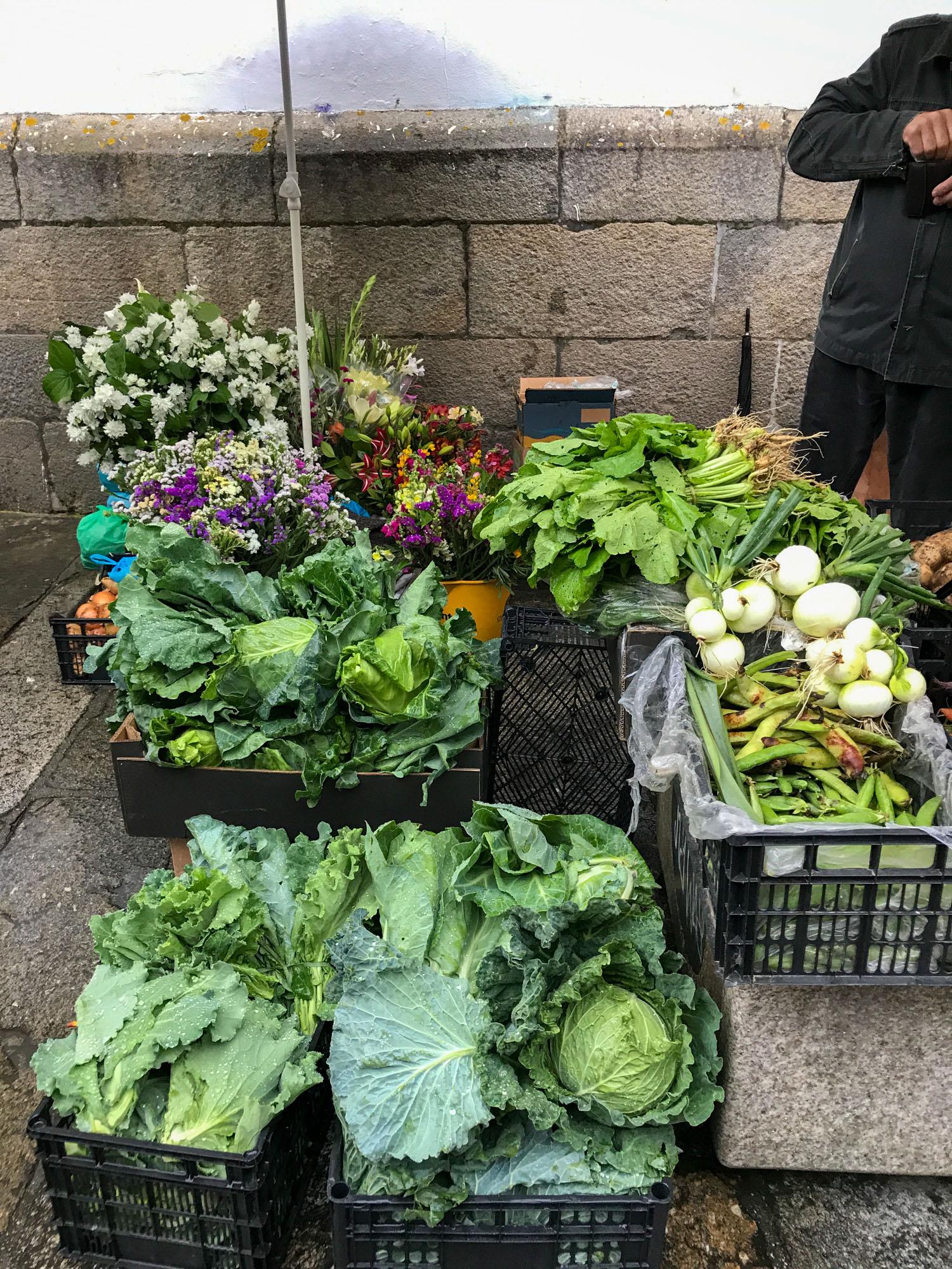 Mercado de Abastos de Santiago.