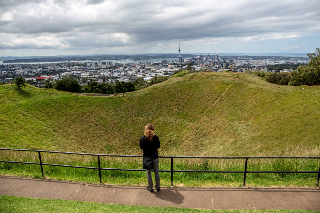 Mount Richmond Volcano Auckland