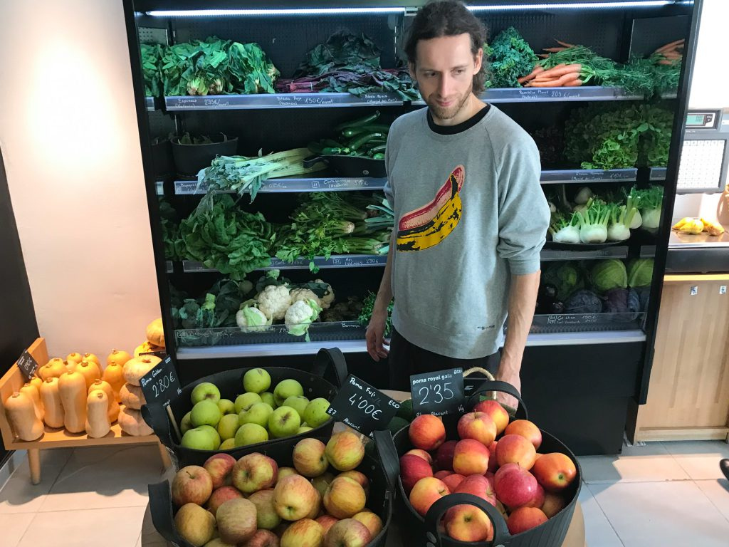 Puntdesabor Organic Shop Bio Laden Valencia.