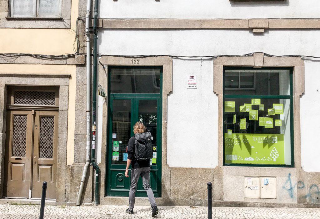 Quintal Bioshop Bioladen in Porto