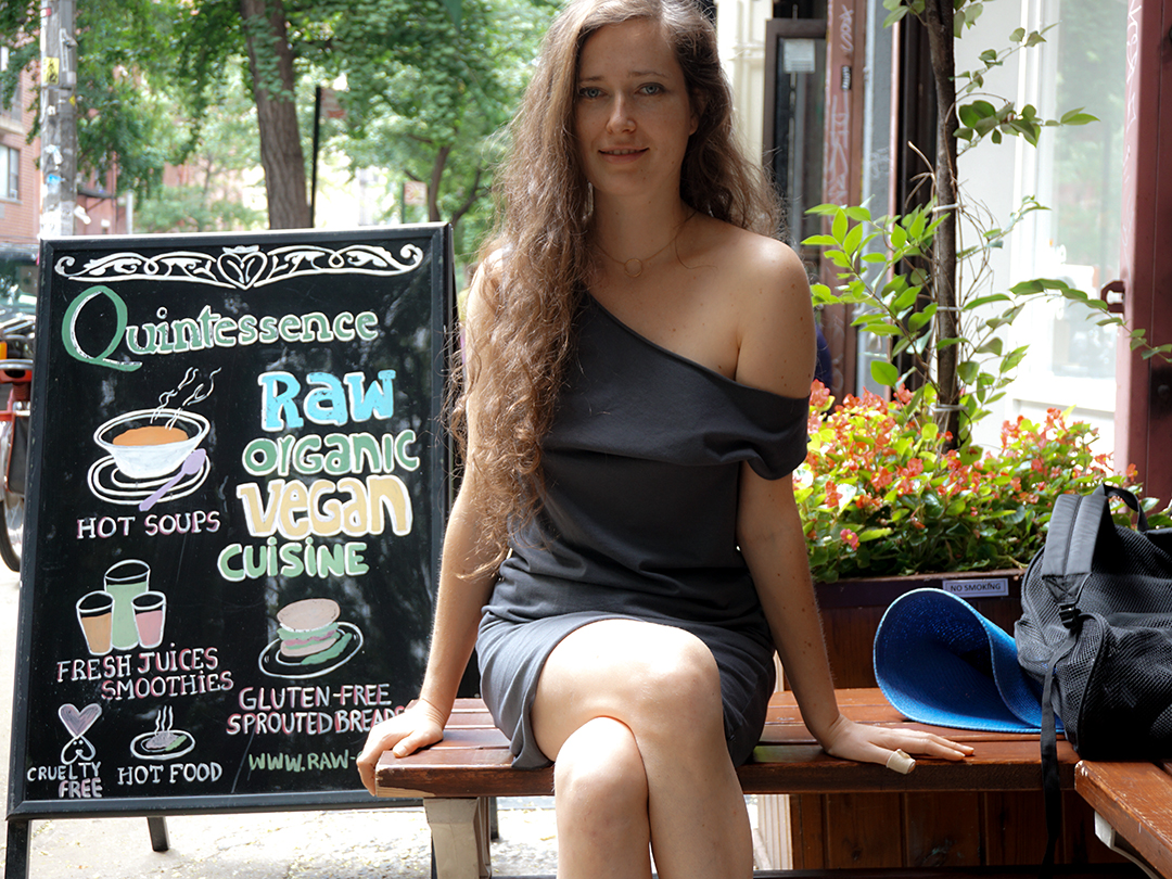 Quintessence NYC raw vegan