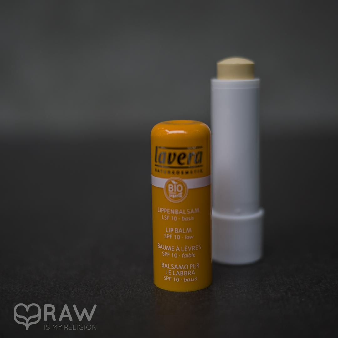 Sonneschutz lippenstift lavera