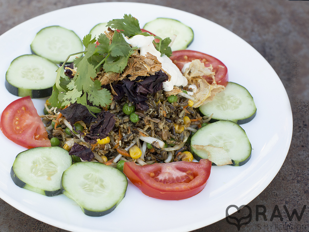 T-Anh Fried Rice Au Lac restaurant L.A