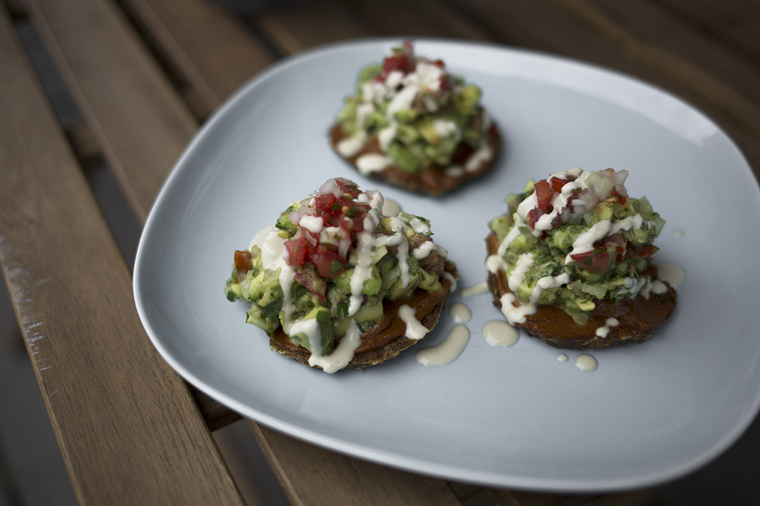 Tacos rohkost raw vegan gracias madre Raw Food Hamburg