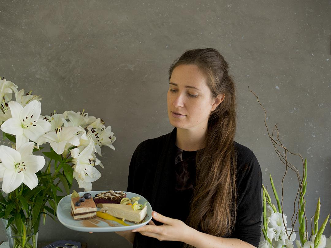 Torten rohkost Ina madre Raw Food Hamburg