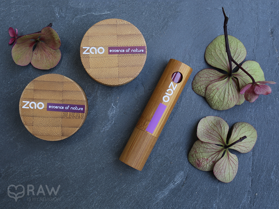 Zao beaut yproducts