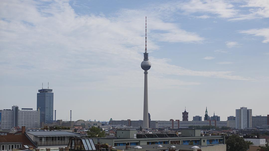 Zionkirche Berlin Turm Aussicht
