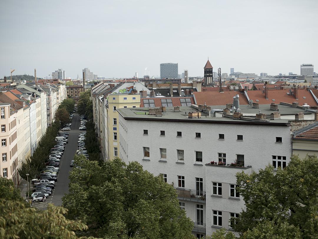 Zionkirche Berlin Turm Strasse