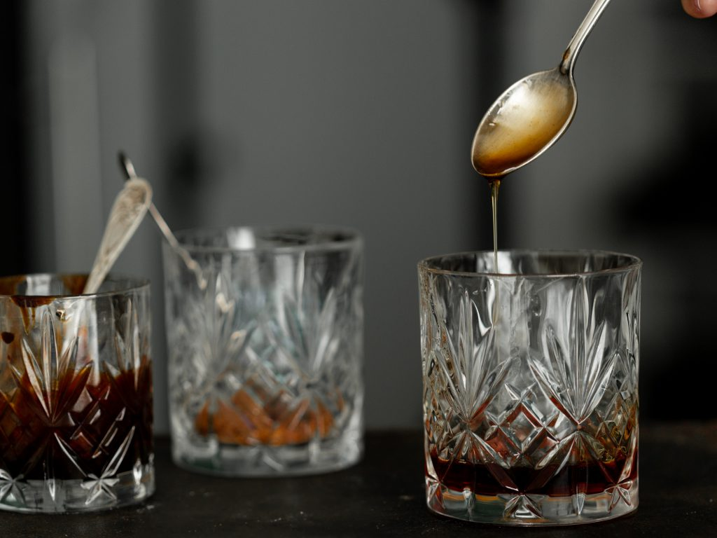 Recipes with organic maple syrup.
