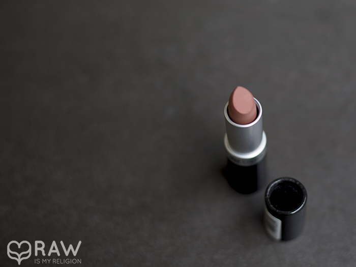 alva matt collection vegan lippenstift lipstick nude violet