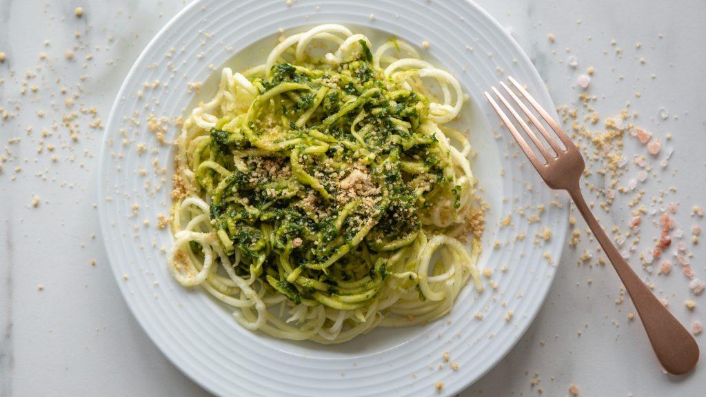 Selbermachen Veganer Parmesan