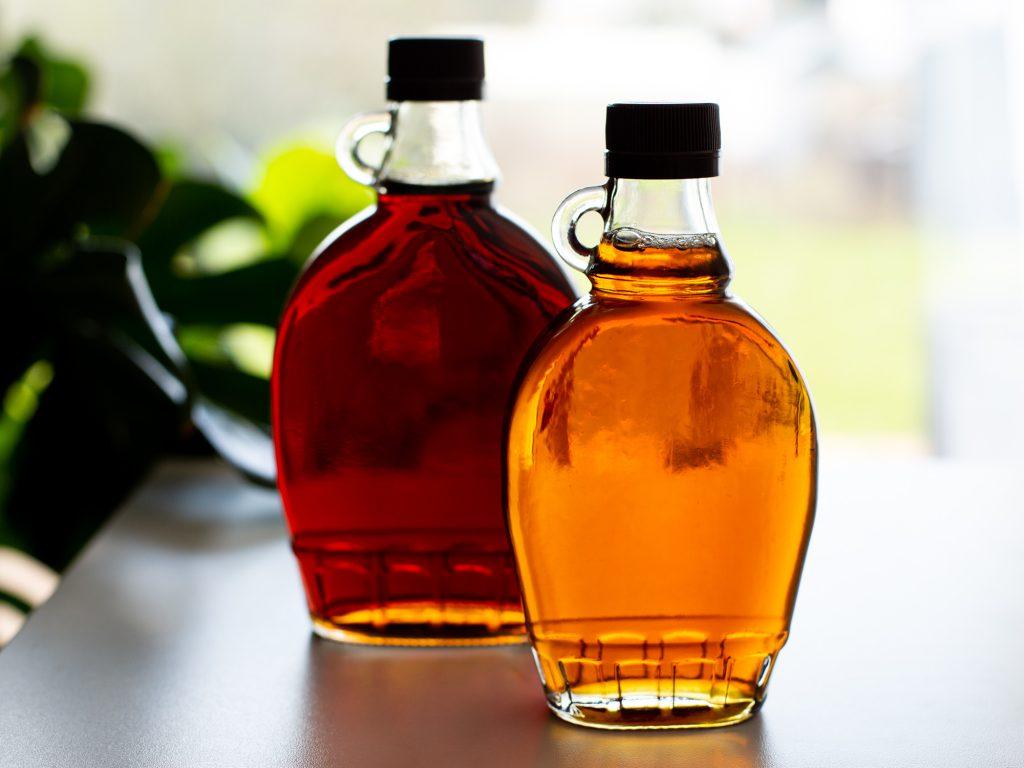 bio ahornsirup für rohkost und vegane rezepte