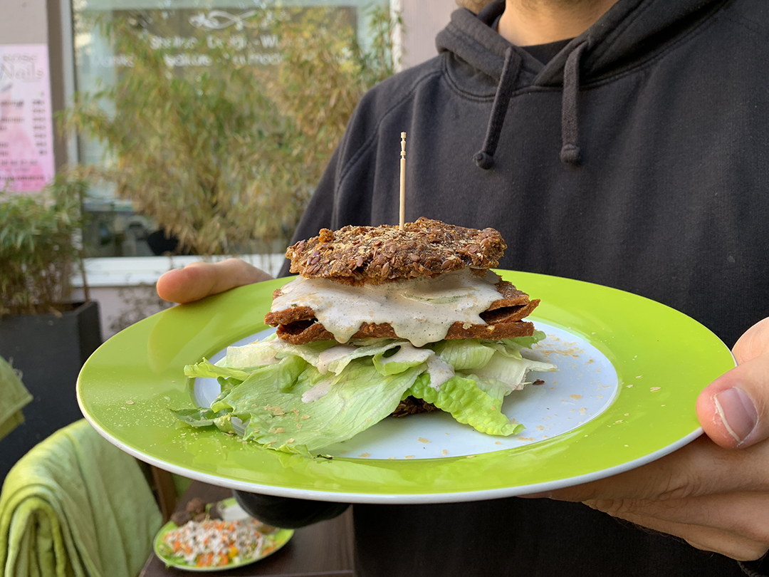 burger rohkosteria