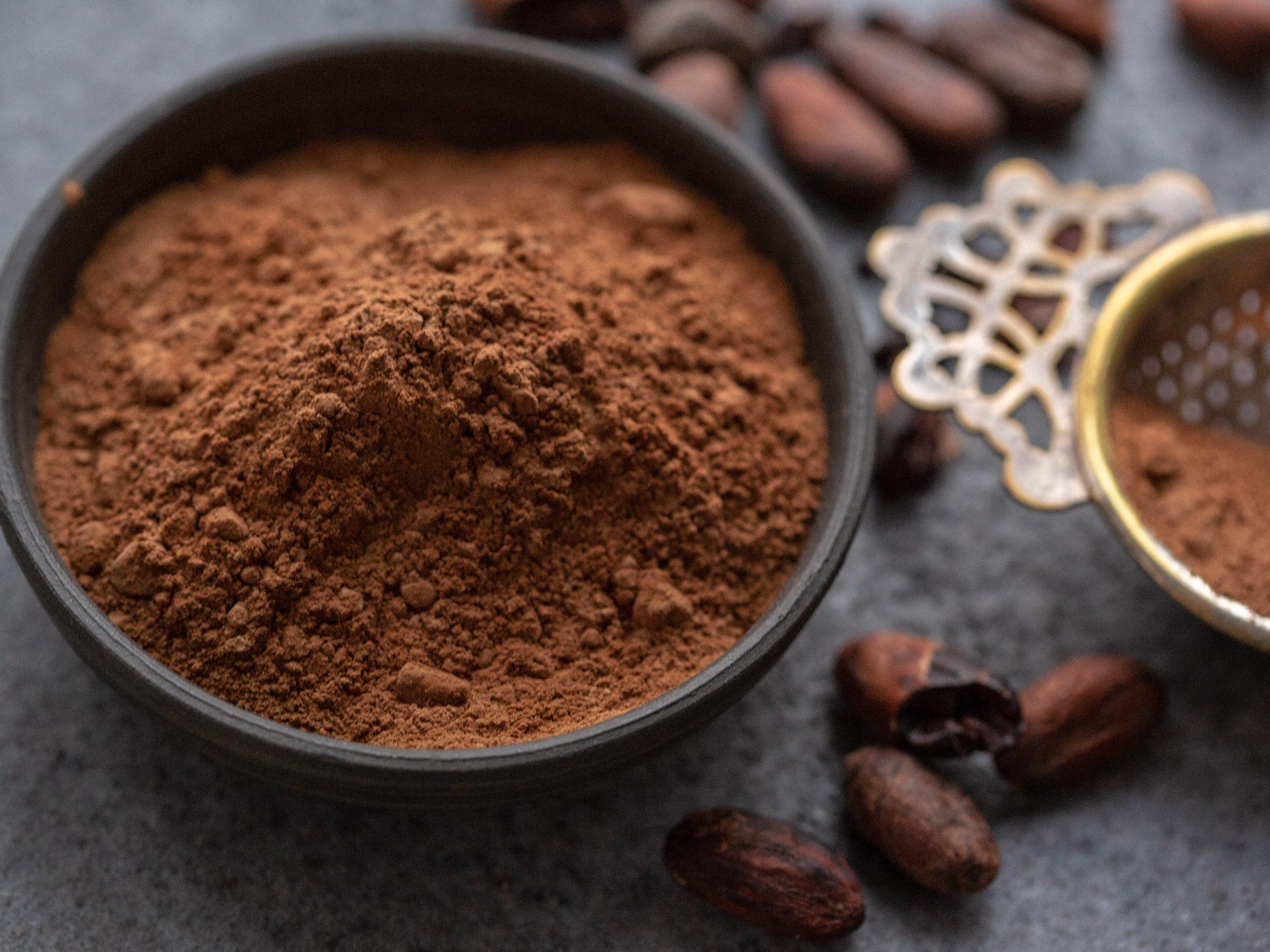 kakao bio rohkost