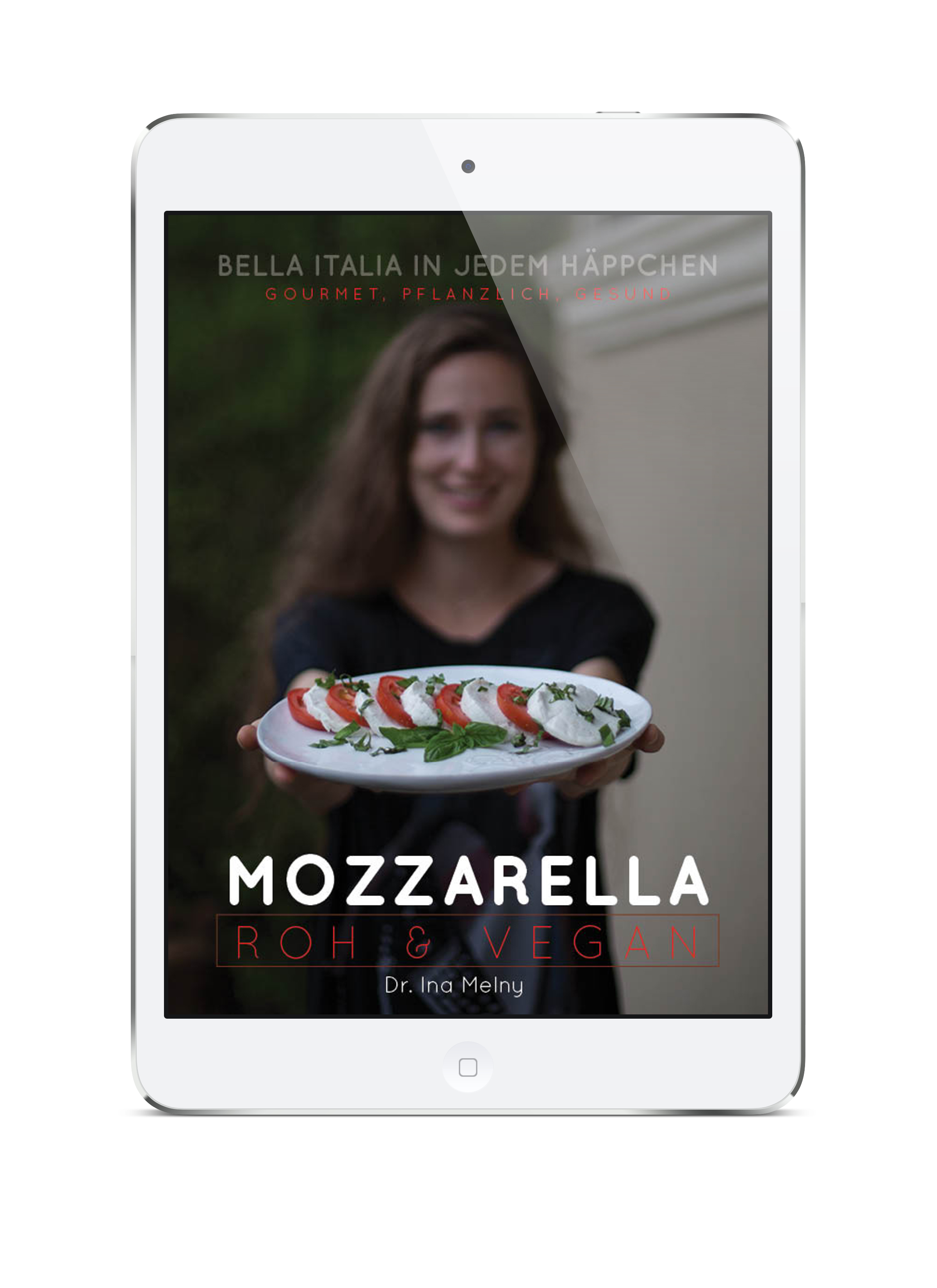 cover pad mozzarel book german