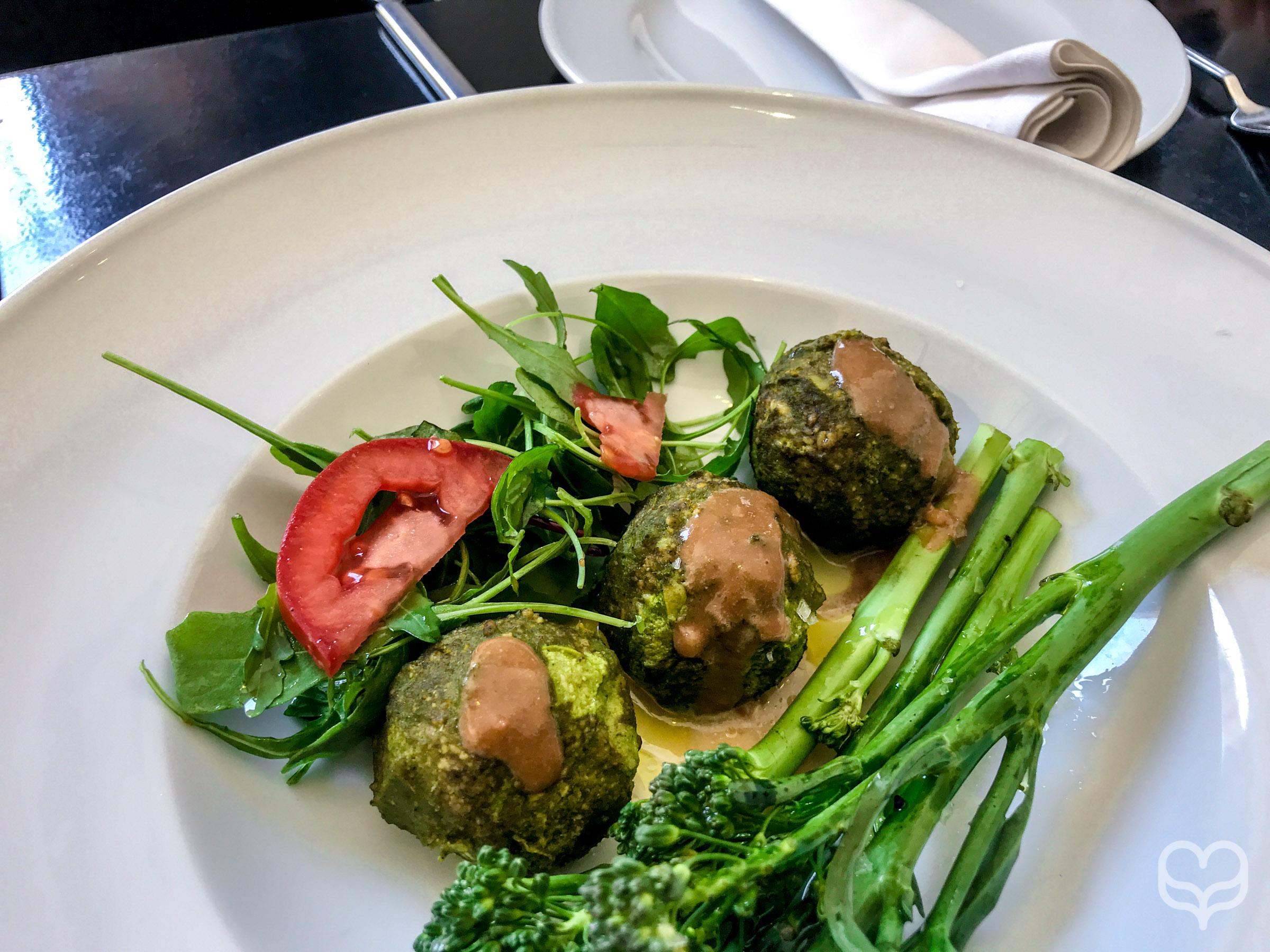 meat balls crucina raw food restaurant madrid