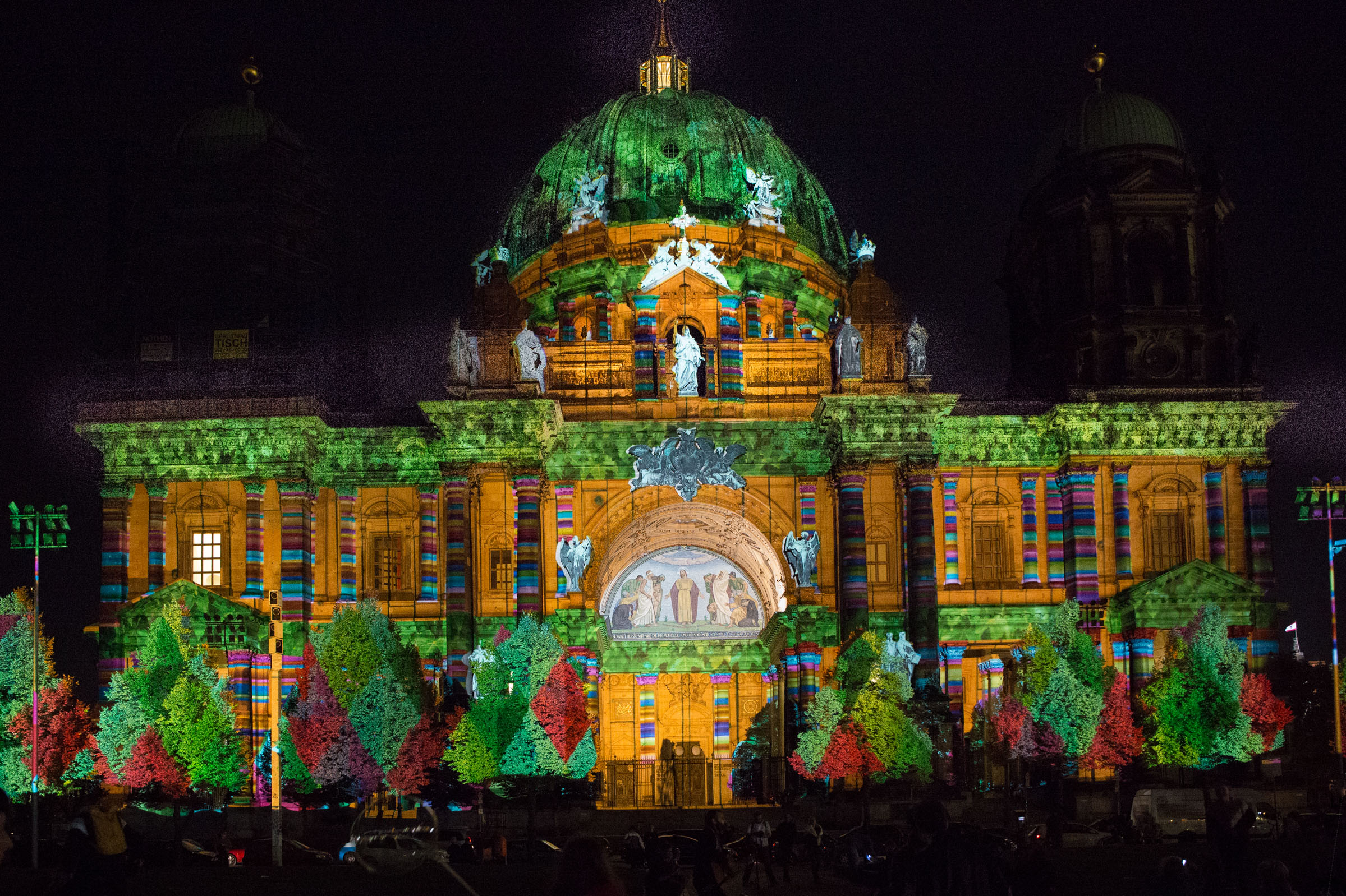 Festival of Light Berlin 2018