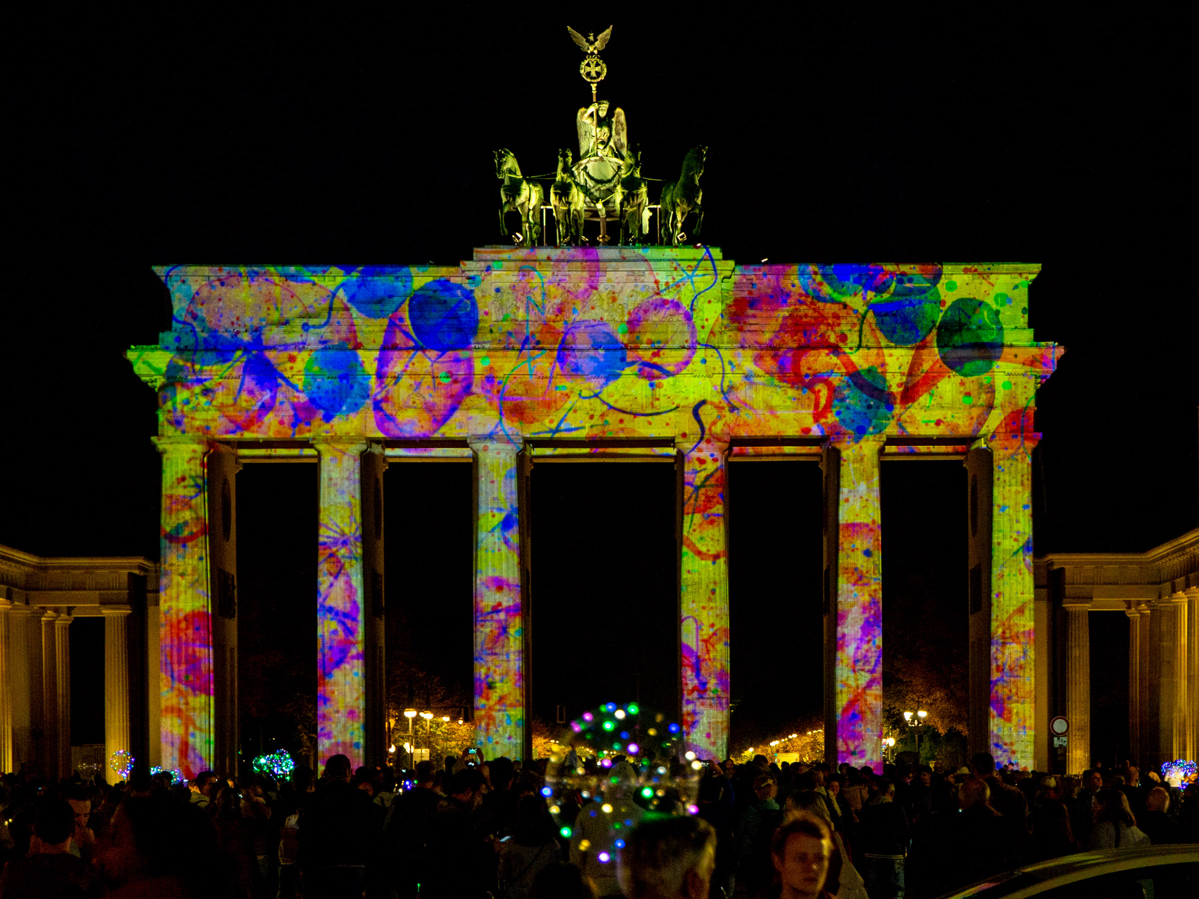Festival of Light Berlin 2018 Dom