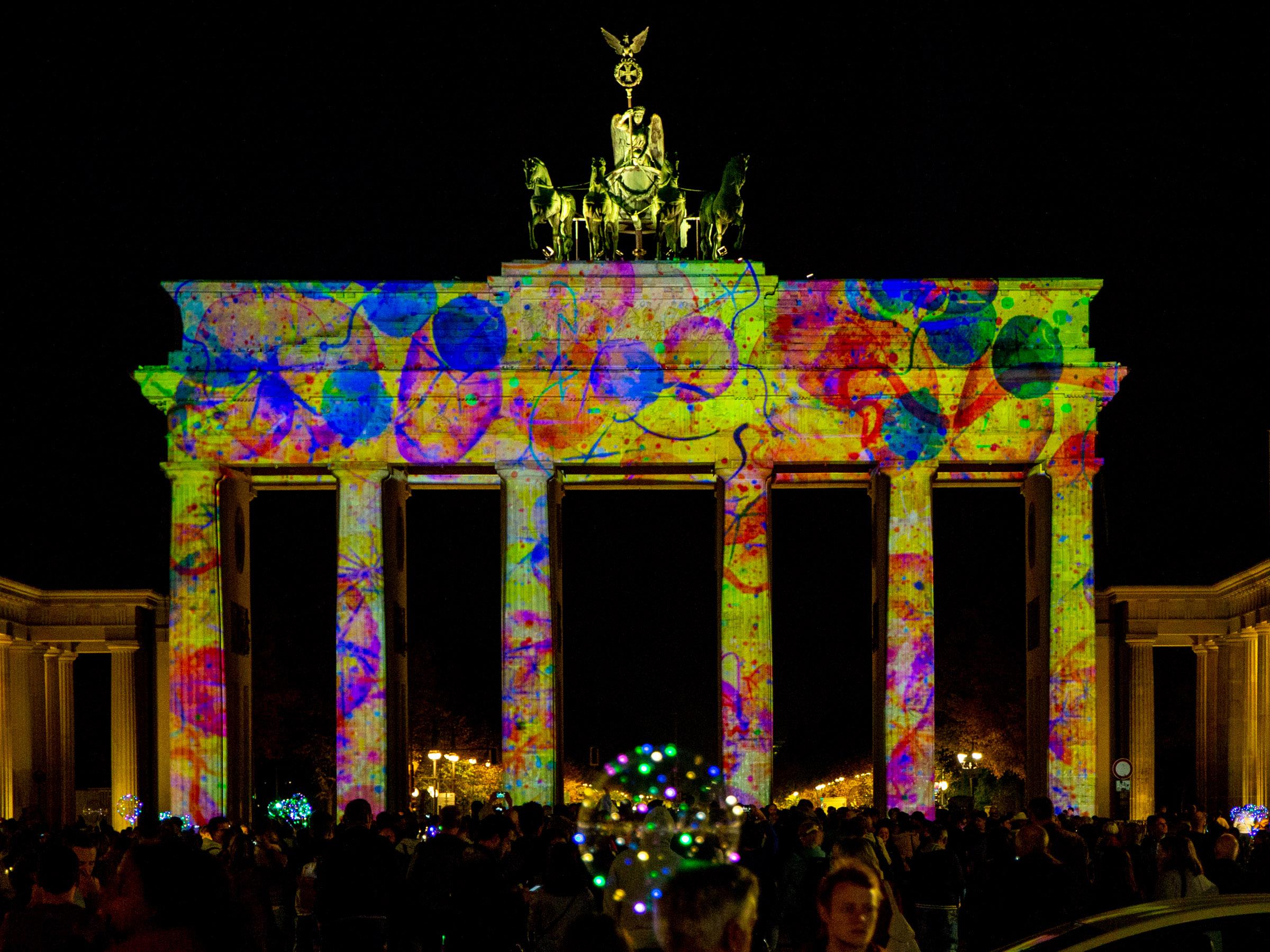 Festival of Light Berlin 2018 Dom