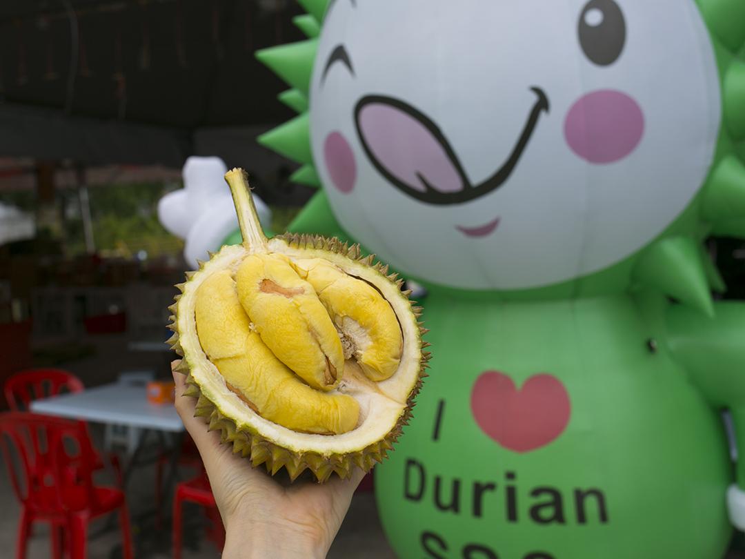 durian kuala lumpur organic food malaysia