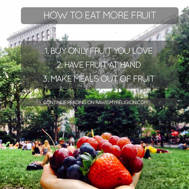 eat more fruit thumb