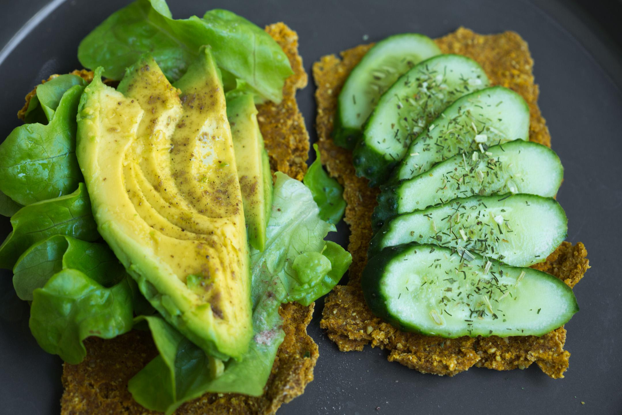 eiersalat sandwich vegan rohkost roh vegan
