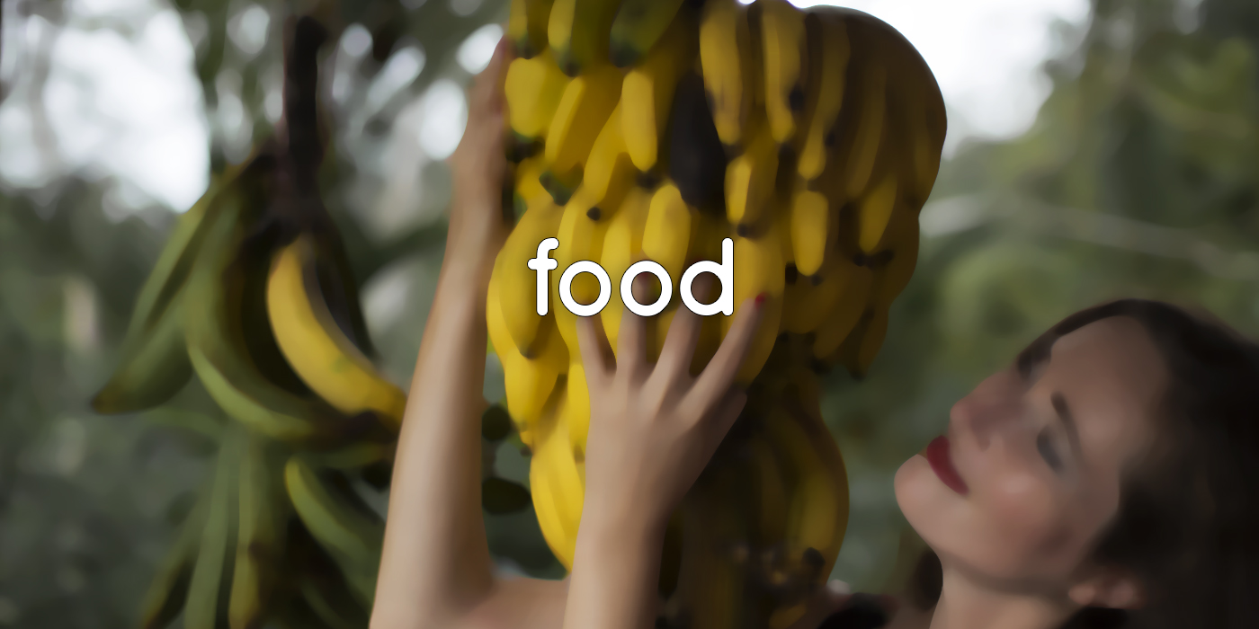 food Landing Page slideshow en