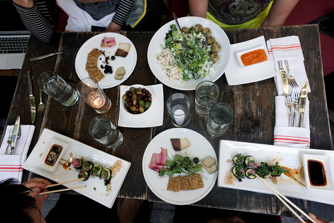 friends dining pure food and wine nyc raw vegan copy
