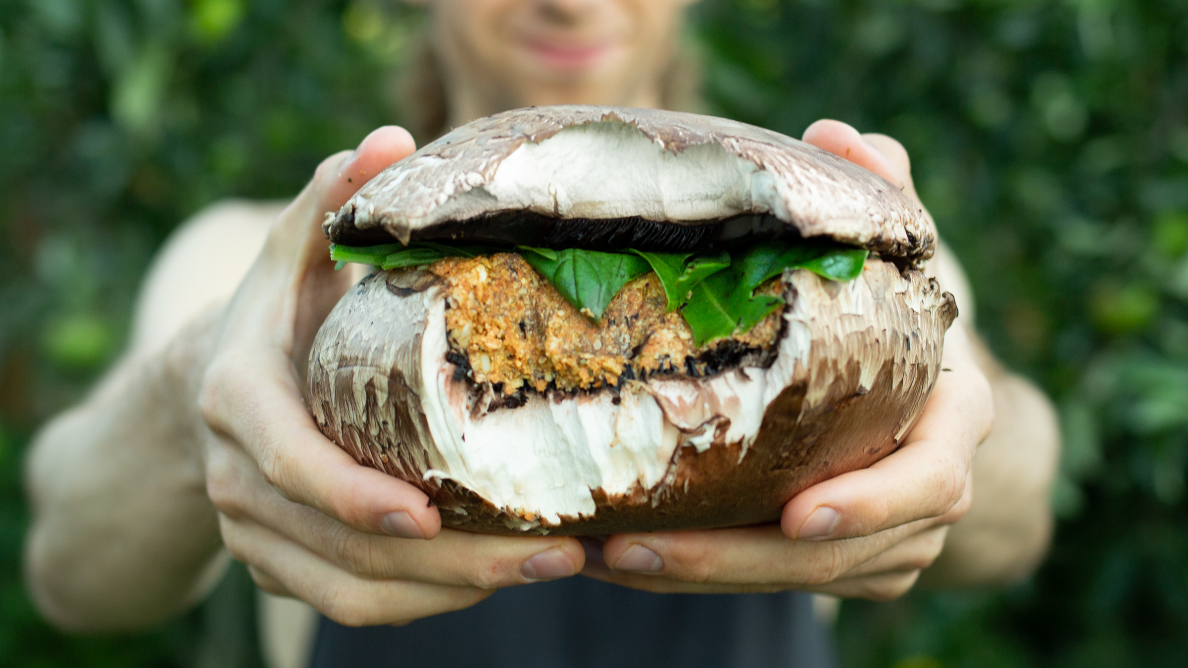 raw vegan burger recipe