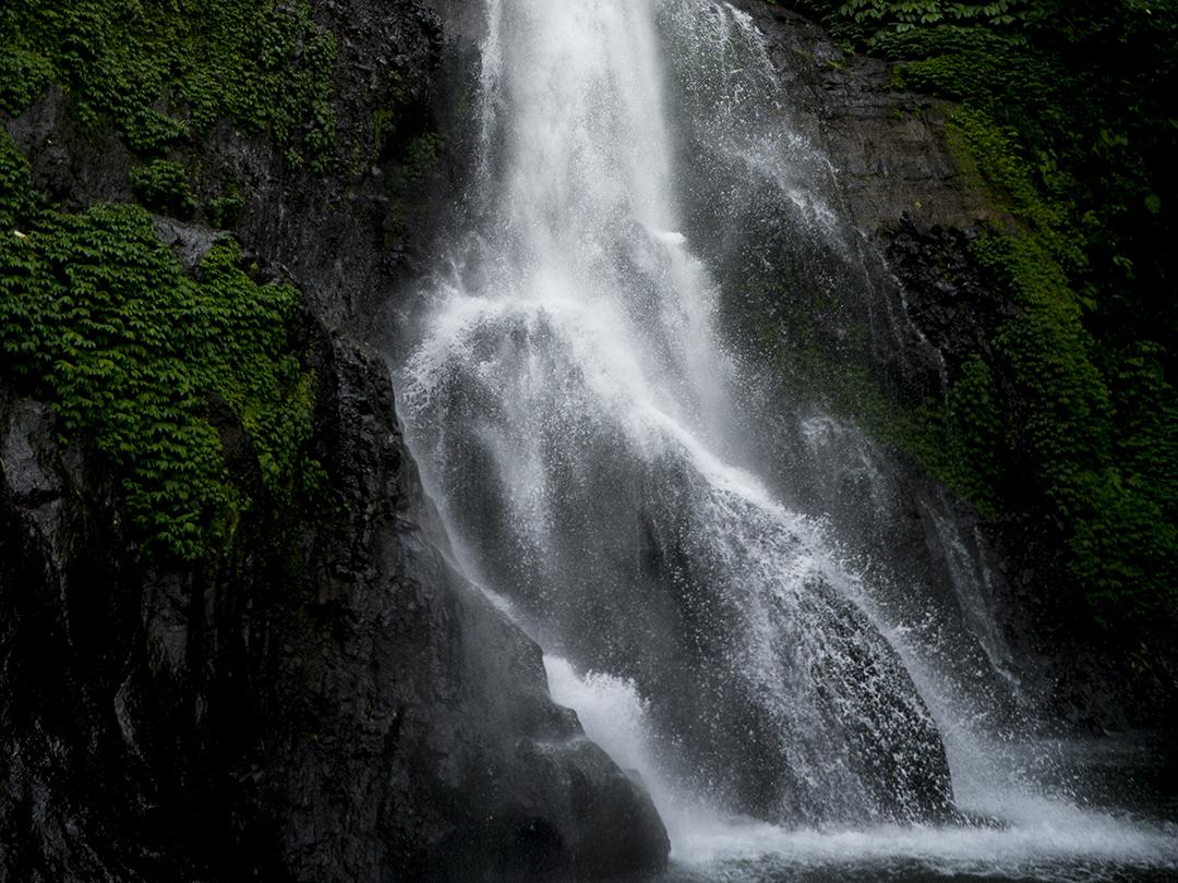 git git waterfall bali travel fun summer digital nomads