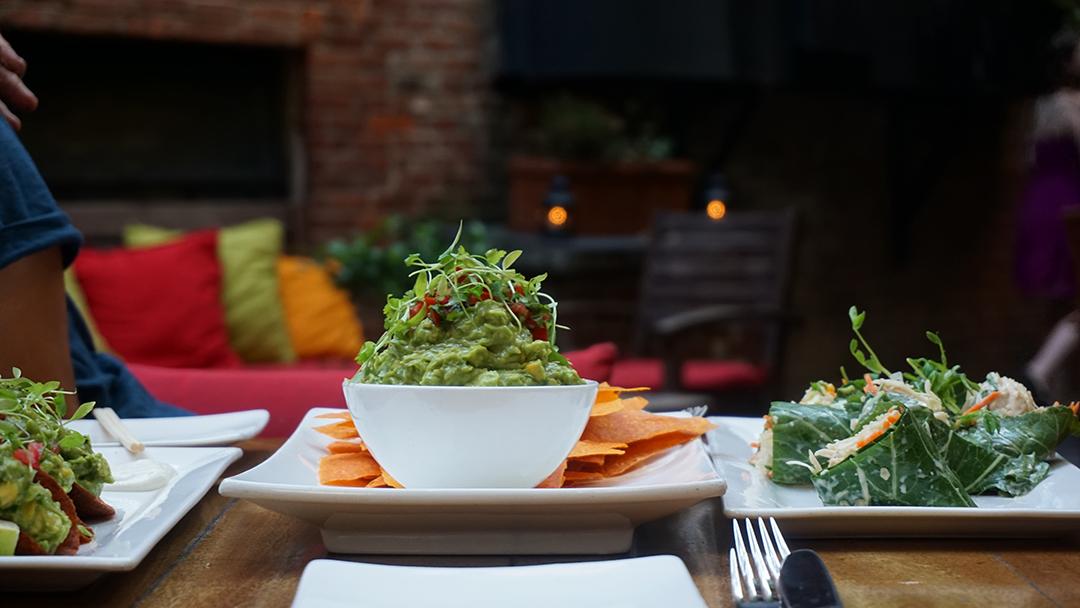 guacamole pure food and wine nyc raw vegan copy
