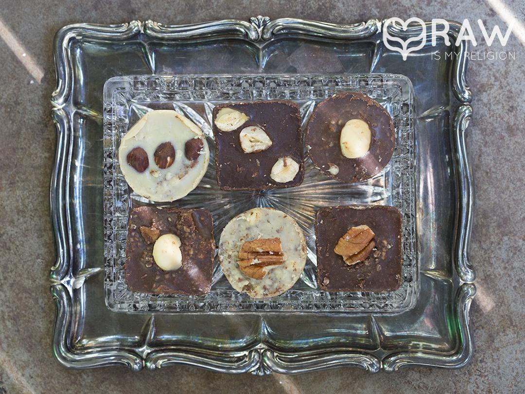 happy herbi raw rohkost pralinen schokolade 1
